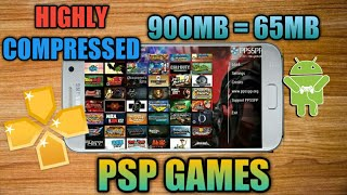 [75MB] HIGHLY COMPRESSED PPSSPP GAMES ON ANDROID  (HINDI/URDU)