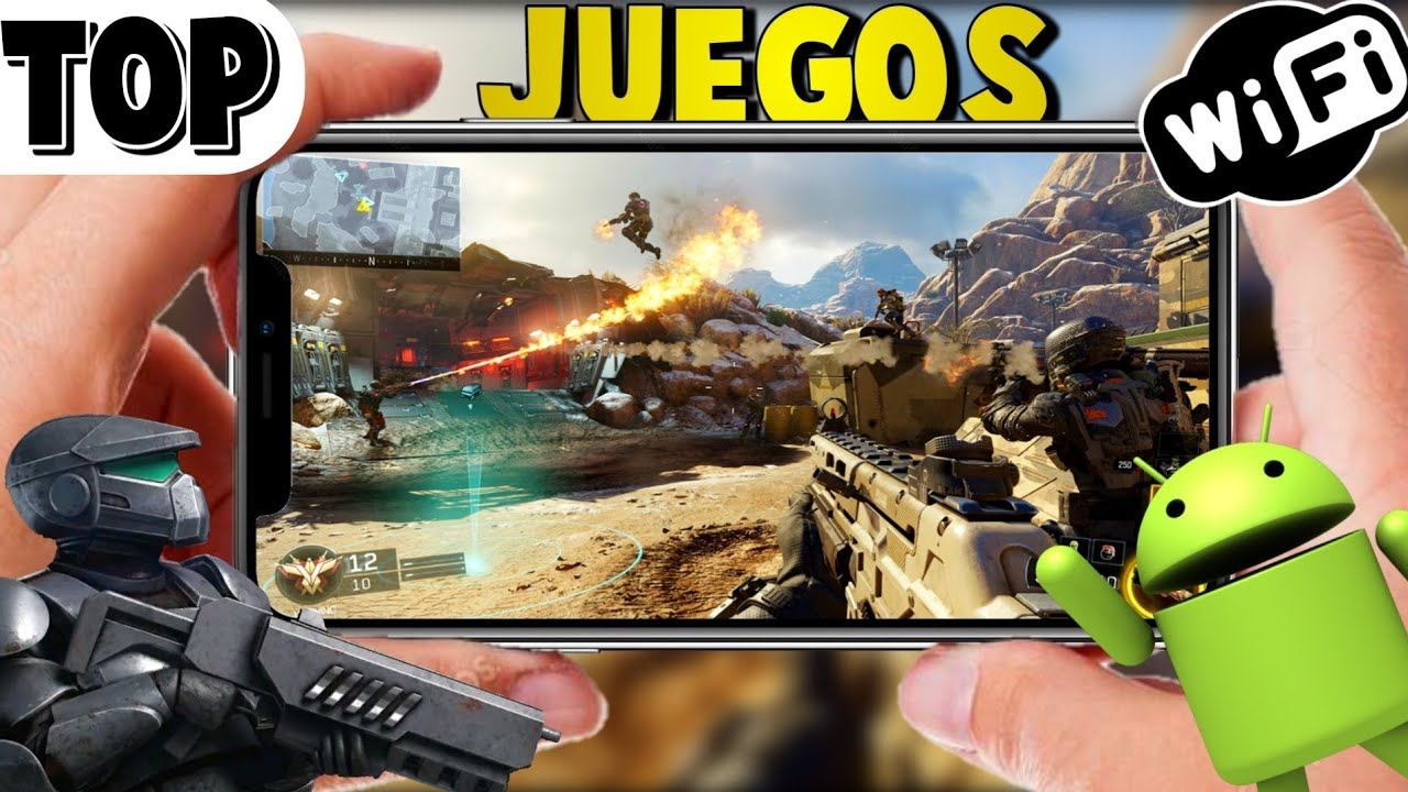 MEJORES Juegos de DISPAROS para ANDROID-IOS 🔥Shooter FPS 🔫   GRATIS 2020 FULL 2019   Eureka ...