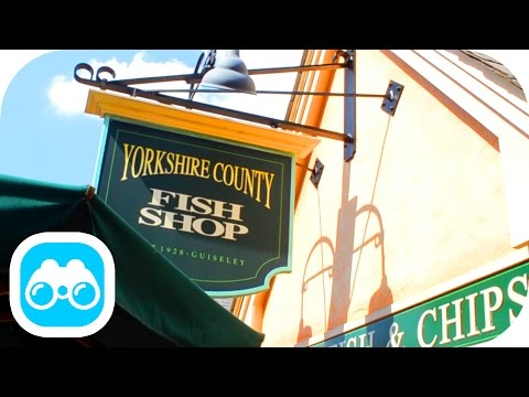 The Yorkshire County Fish Shop Review At Epcot