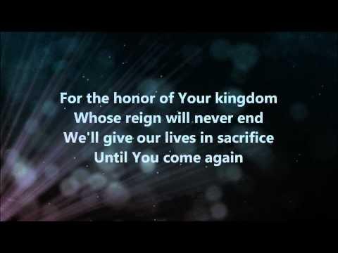 For The Honor - Elevation Worship w/ Lyrics