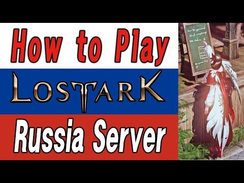 [Lost Ark Guide] Lost Ark Russia How to Play 2019 Complete Guide / ABC's Lostark
