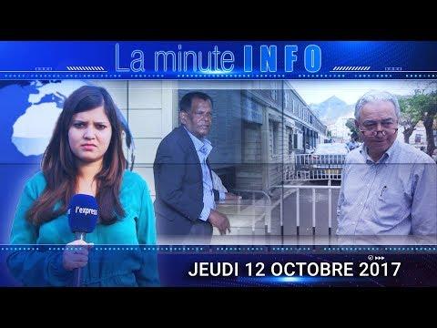 LaMinuteInfo: Suresh Moorlah et Philippe Forget interrogés sur le Yerrigadoogate