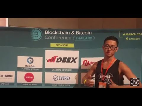 Bangkok bitcoin conference March 2018