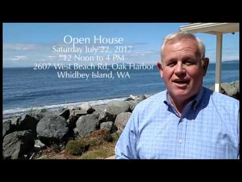 2607 West Beach Rd Open House, Oak Harbor, Whidbey Island, WA