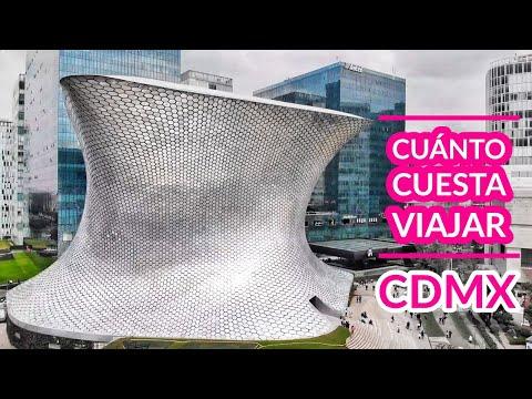 Cuánto Cuesta Viajar: CIUDAD DE MÉXICO | Alex Tienda ✈️