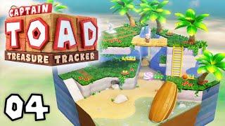 Die Suche nach dem Riesenvogel! | #04 | Captain Toad: Treasure Tracker