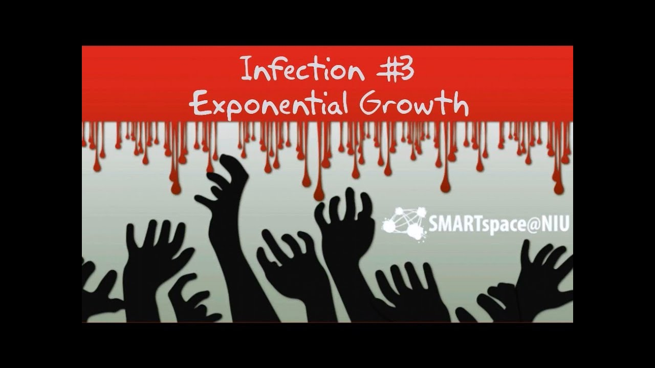 Zombie Math: Infection 3: Exponential Growth - YouTube