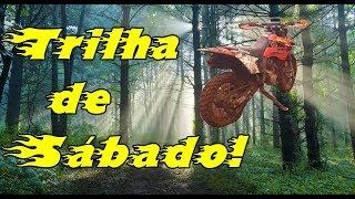 TRILHA DE MOTO - MUITO BARRO E DIVERSÃO - XR 250 Tornado