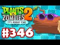 Plants vs  Zombies 2  It s About Time   Gameplay Walkthrough Part 346   Travel Log Dev Diary  iOS
