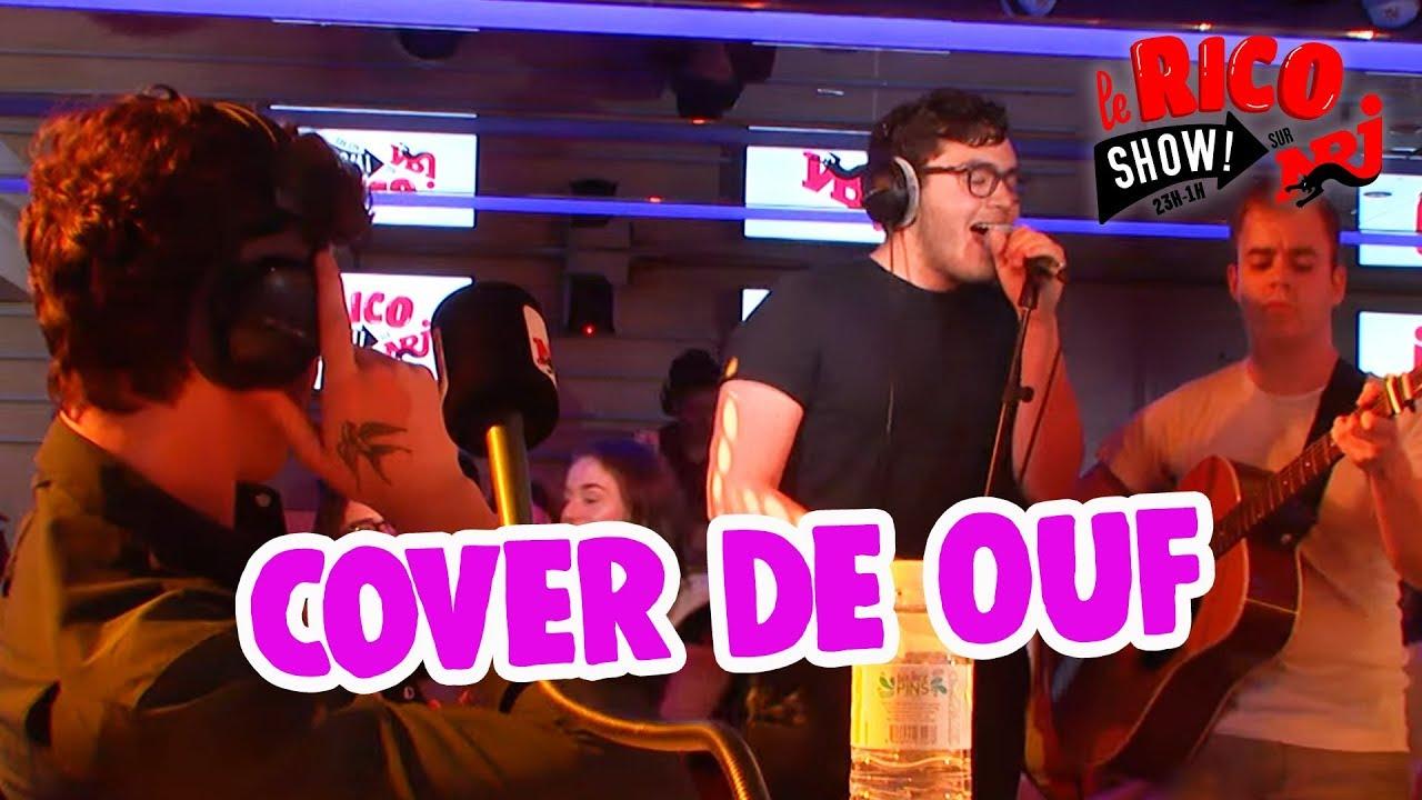 La cover de Yadam pour Shawn Mendes - Le Rico Show sur NRJ