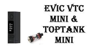 Evic vtc mini и TopTank распаковка посылки | unboxing Aliexpress