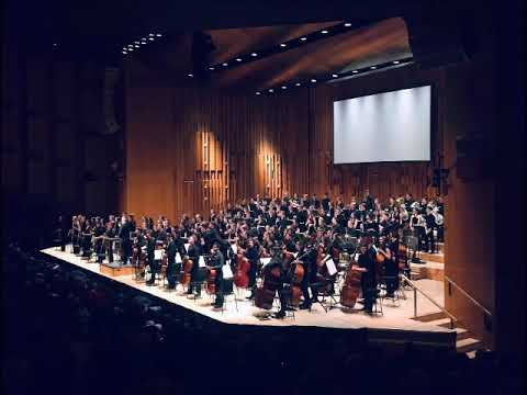 NYO 2019 Sibelius Symphony N 2 - Live Radio Broadcast