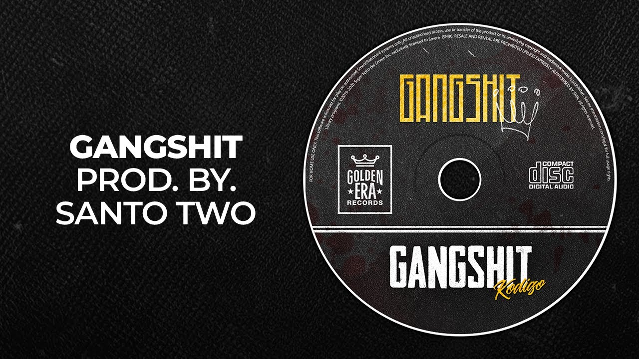 03.Kodigo - Gang Shit (prod by Santo Two) GANG SHIT EP