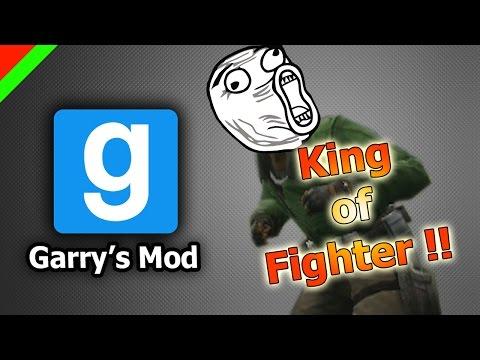 Gmod - เกมต่อสู้สุดอลังการ(ฮา)