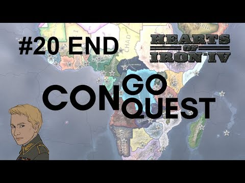 HoI4 - Modern Day - Congo Conquest - Part 20 - END