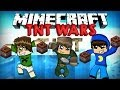 Minecraft: GUERRA DE CANHÕES V2! [1] (TNT Wars)