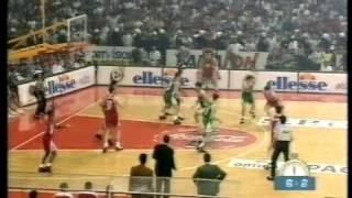ΟΛΥΜΠΙΑΚΟΣ-ΠΑΟ 73-38 5oς ΤΕΛΙΚΟΣ 1996