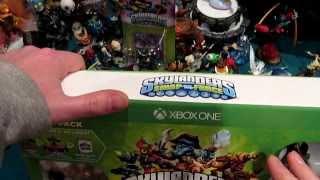 Skylanders SWAP Force Unboxing Xbox One Starter Pack