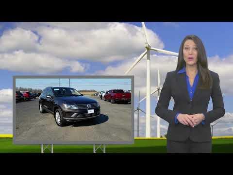 Certified 2016 Volkswagen Touareg Sport w/Technology, Monroeville, NJ P008275