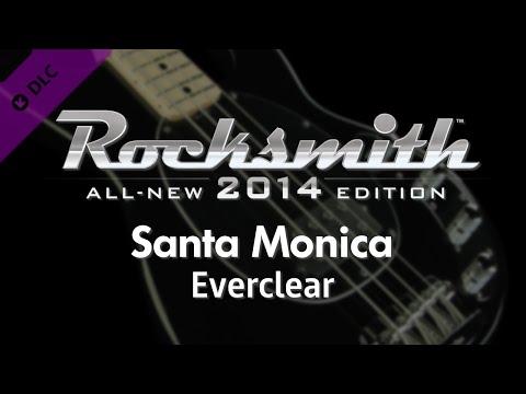 Everclear Santa Monica Rocksmith Cover Pick