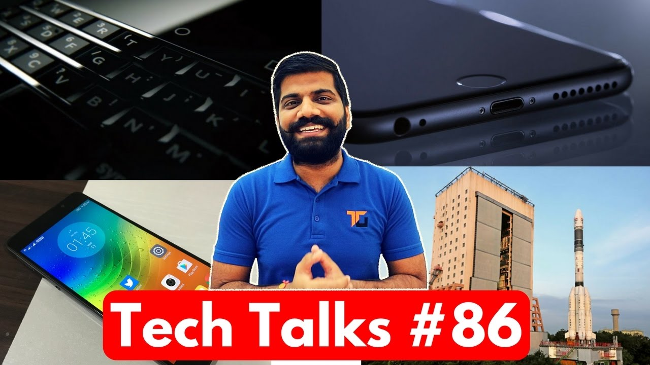 Tech Talks #86 - Nokia 6 On Sale, iPhone 8 Tipped, Lenovo P2, Note 7 Still Alive, Android Nougat