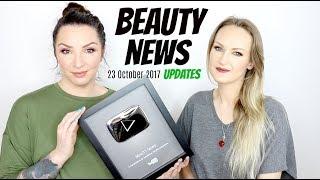 Beauty News - 23 October 2017 | Updates