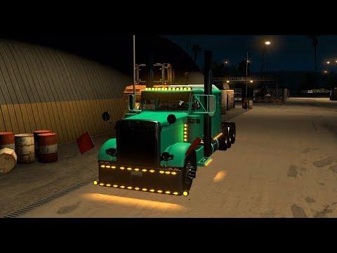 WORLDS WORST TRAFFIC JAM!  Truckers MP On Big Sur!  #TeamScrunt