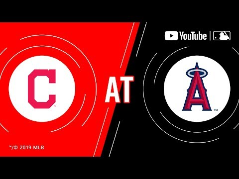 Indians at Angels | MLB Game of the Week Live on YouTube
