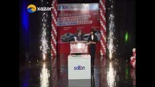 """Soliton """"Uduşlu Lotereya"""" - Xəzər TV canlı yayım (28.12.2014)"""