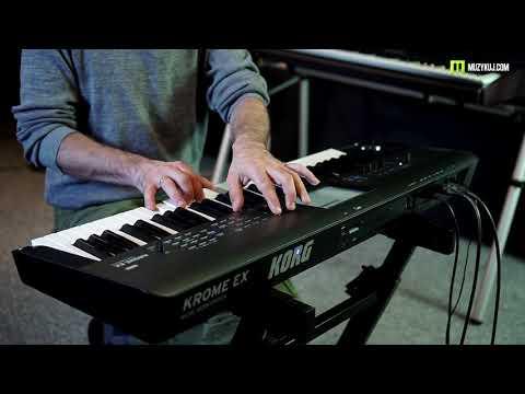 KORG EX E  Piano Organ