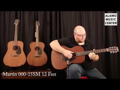 Martin 15 Series: 000-15SM vs 000-15M vs D-15M Comparison