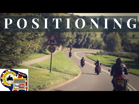 Riding tips. General positioning and common mistakes.