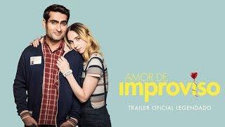 Amor de Improviso (The Big Sick) - TRAILER OFICIAL LEGENDADO
