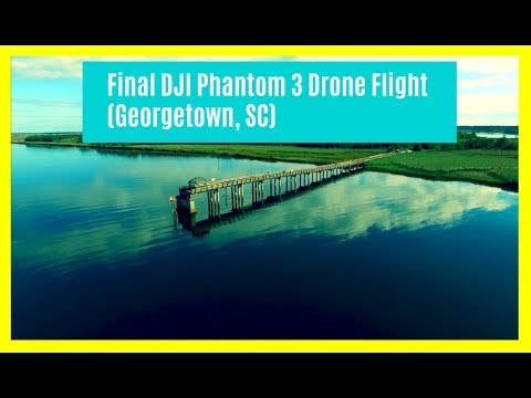Georgetown, SC Drone Flight