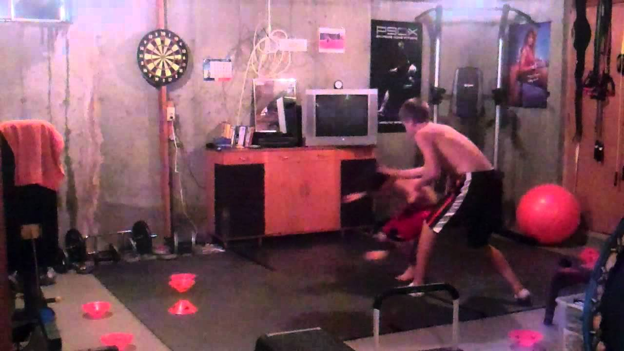 backyard basement wrestling ebw nick masuch vs billy submission