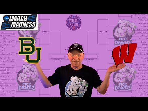 Baylor vs Wisconsin 3/21/21 Free College Basketball Pick and Prediction NCAA Tournament