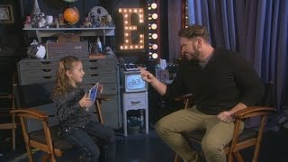 Macey Plays 'Heads Up!' with Kevin