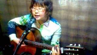 歌:西村和美 作詞作曲:西村和美 曲名:赤い花 関西で活動しているシン...