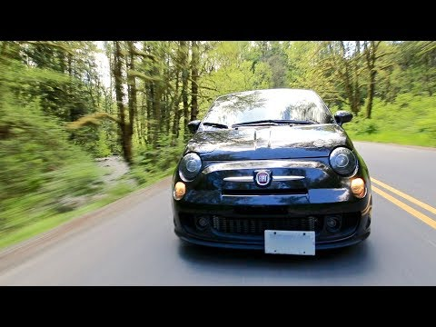 This Big Turbo Fiat 500 is the Hot Hatch of Your Dreams