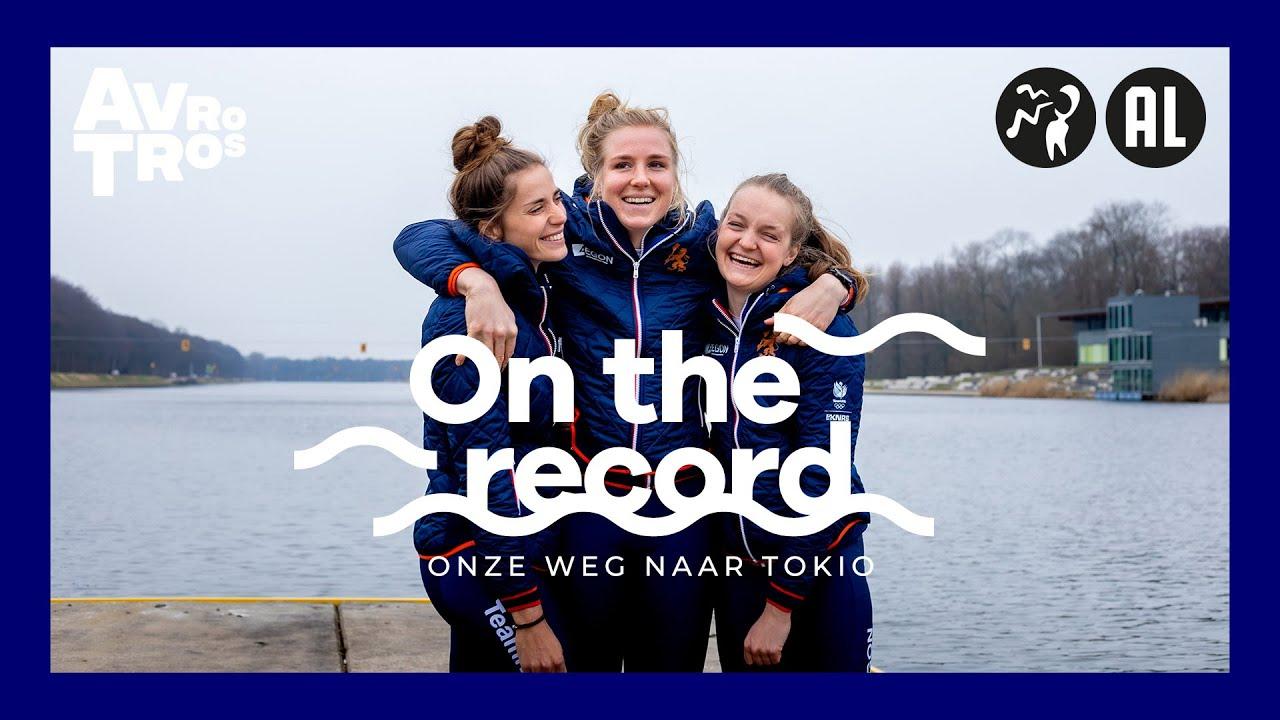 On The Record: Onze weg naar Tokio | Trailer | Olympische Spelen 2021