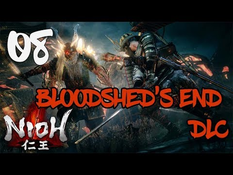 Nioh: Bloodshed's End - Part 8: The Grand Tournament