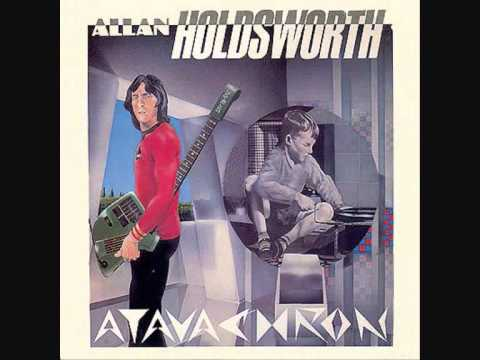 Allan Holdsworth  the dominant plague
