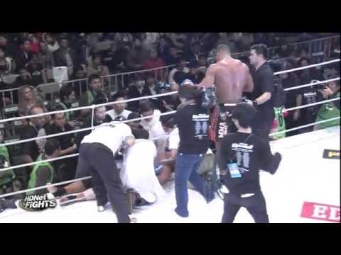 Dynamite!! 2009 Alistair Overeem vs. Kazuyuki Fujita