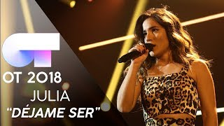 """DÉJAME SER"" 