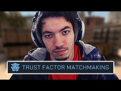 Trust Factor in CS:GO