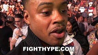"(WOW!) ERROL SPENCE TELLS CANELO & DE LA HOYA ""BRING IT"";  REACTS TO WILDER KNOCKING OUT BREAZEALE"