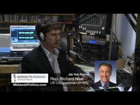 Midweek Politics with David Pakman - Congressman Richard Neal Interview Part 1 of 2