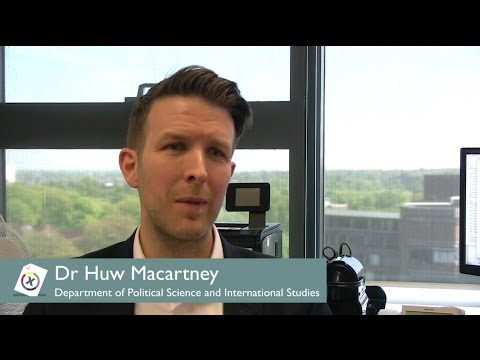 General Election 2017 Dr Huw Macartney