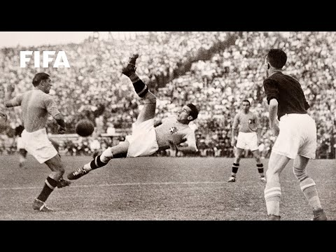 Italy v Czechoslovakia - The Final - 1934 FIFA World Cup Italy™