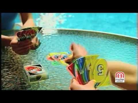 UNO Cartas y UNO H2O | Mattel Games España | Mattel Games
